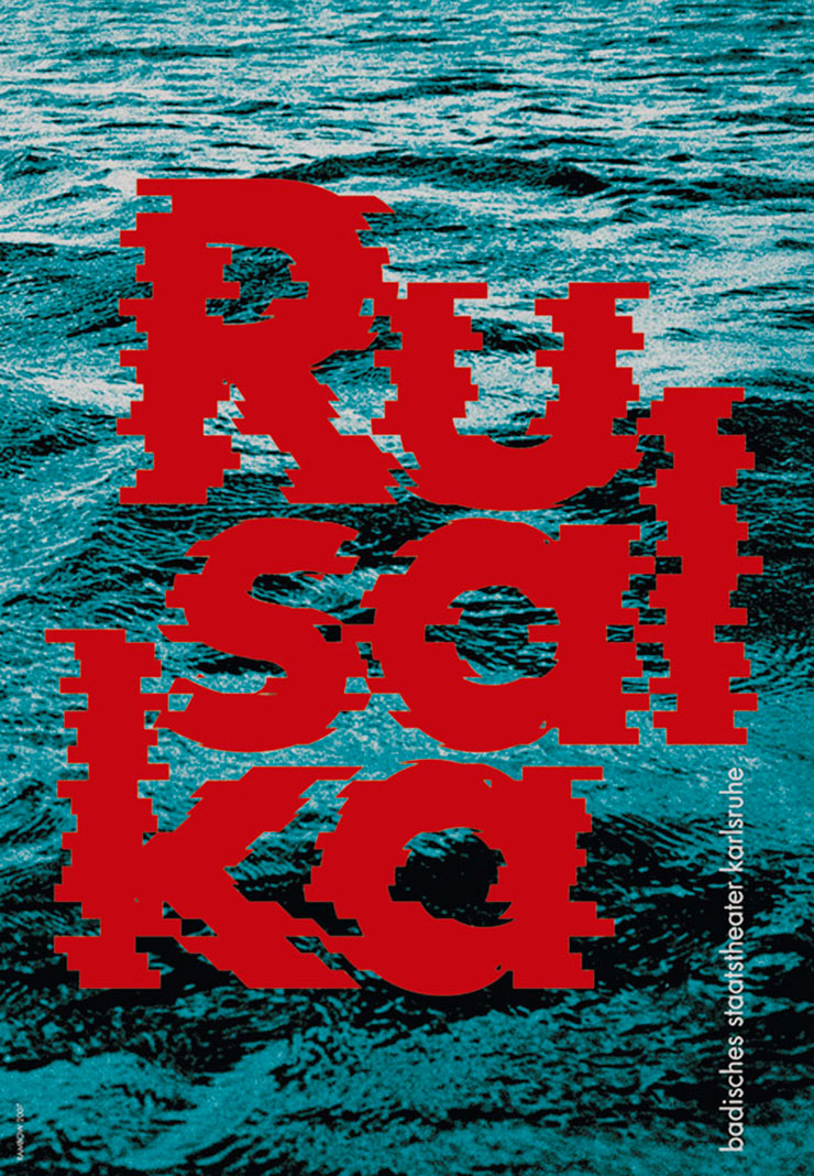gunter-rambow-affiche-Rusalka