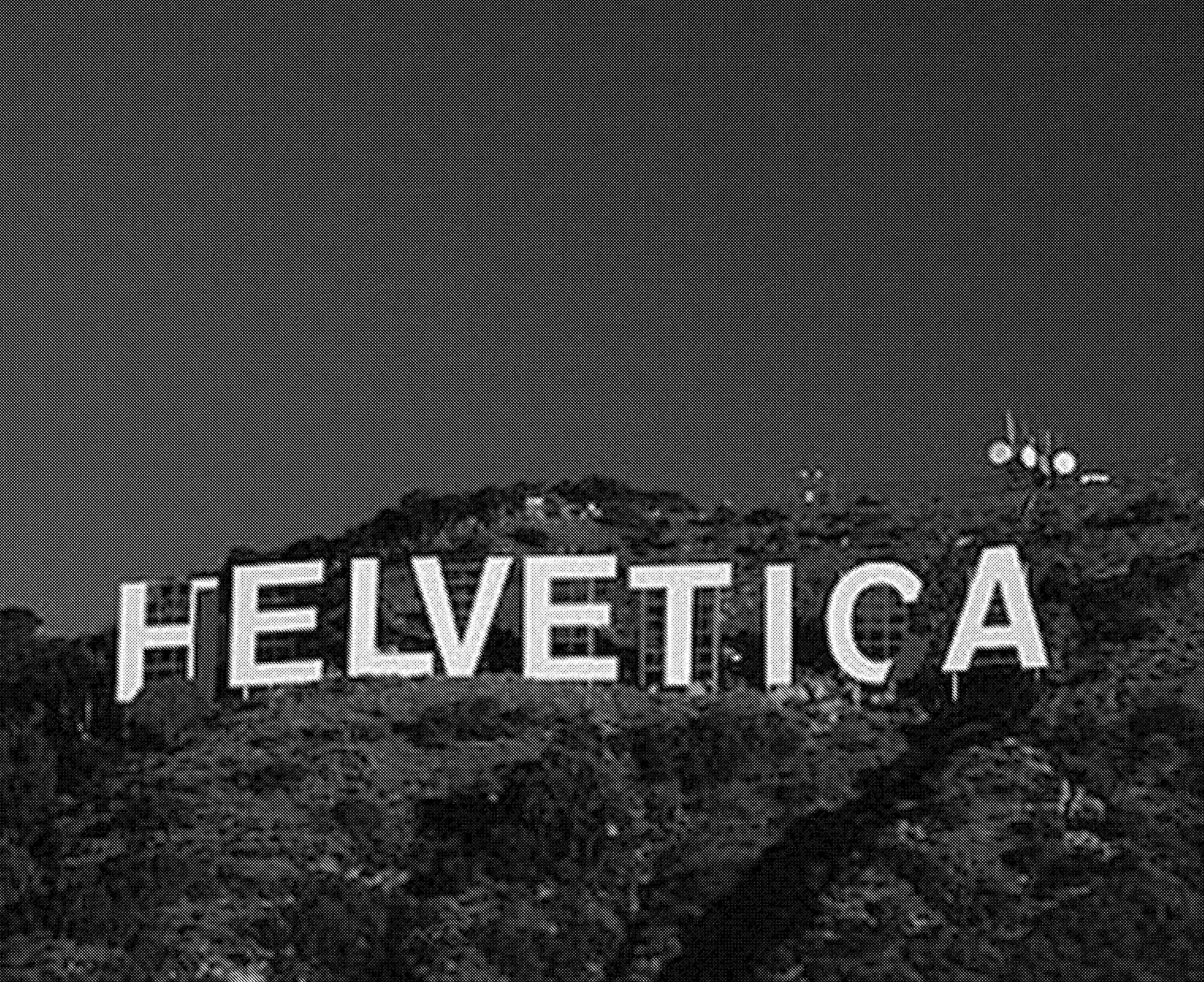 Helvetica – Gary Hustwit