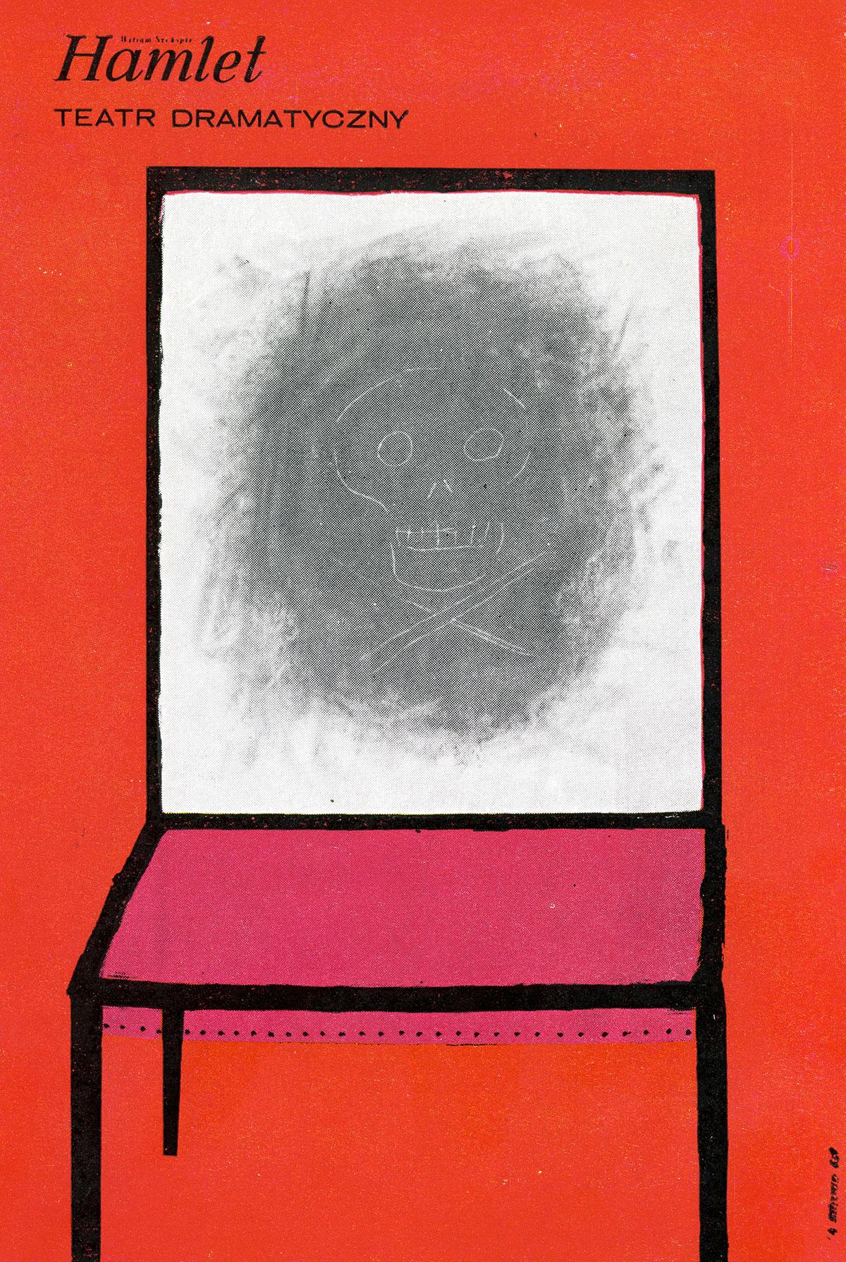 henryk-tomaszewski-affiche-hamlet