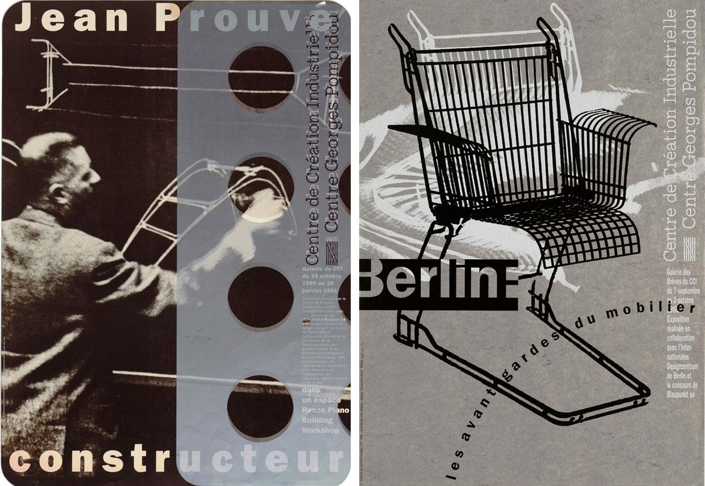 jean-widmer-affiche-centre-pompidou-prouve-berlin