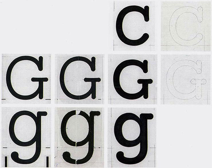 jean-widmer-typographie-CGP-centre-pompidou-beaubourg