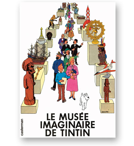 le-musee-imaginaire-de-tintin-bibliotheque-index-grafik-herge-cover