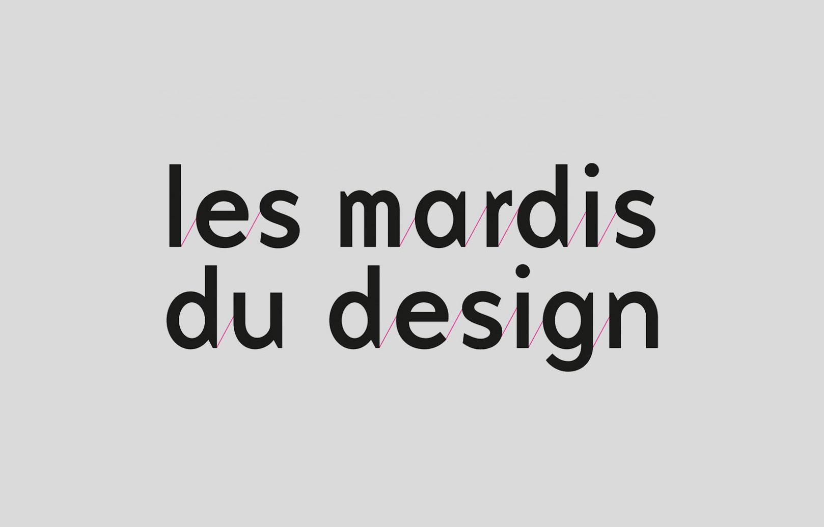 Les mardis du design