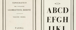 Manuale tipografico (1818) – Giambattista Bodoni