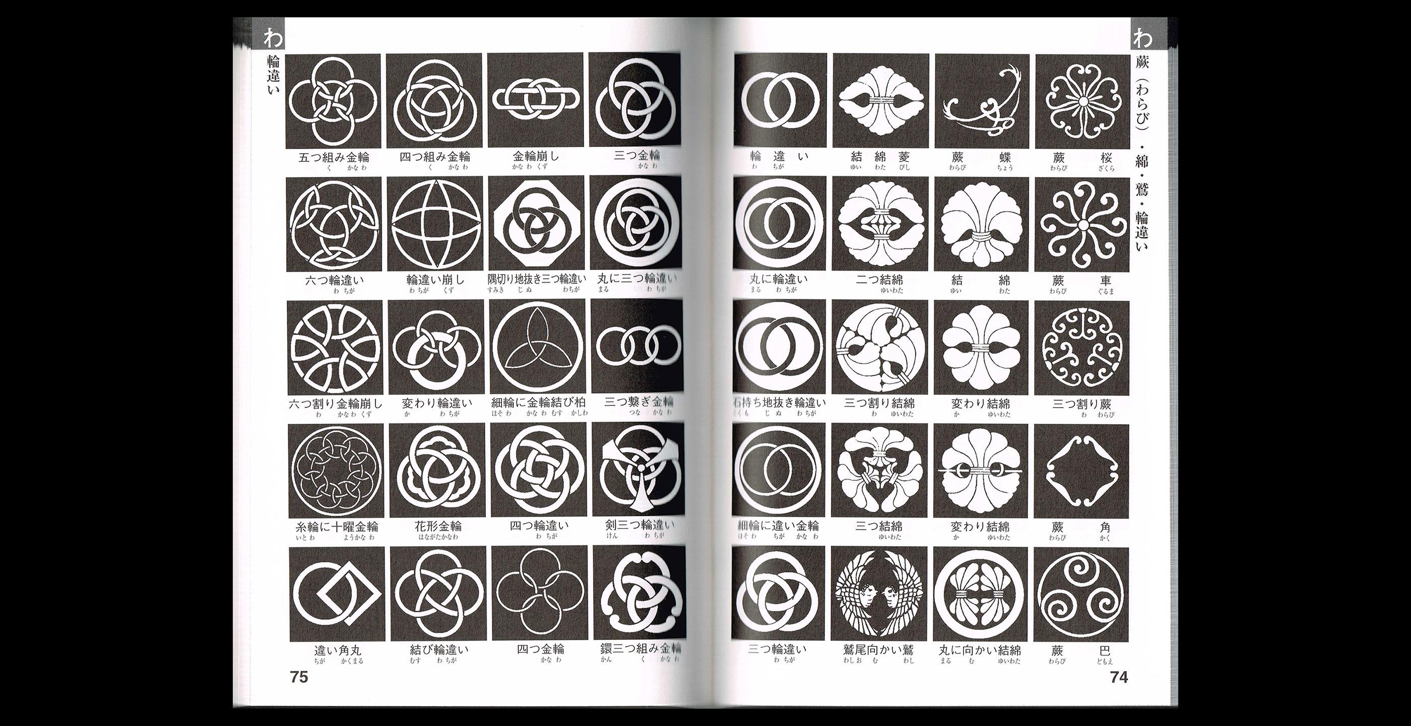 Bien connu Mons – emblèmes japonnais – Index Grafik VA88