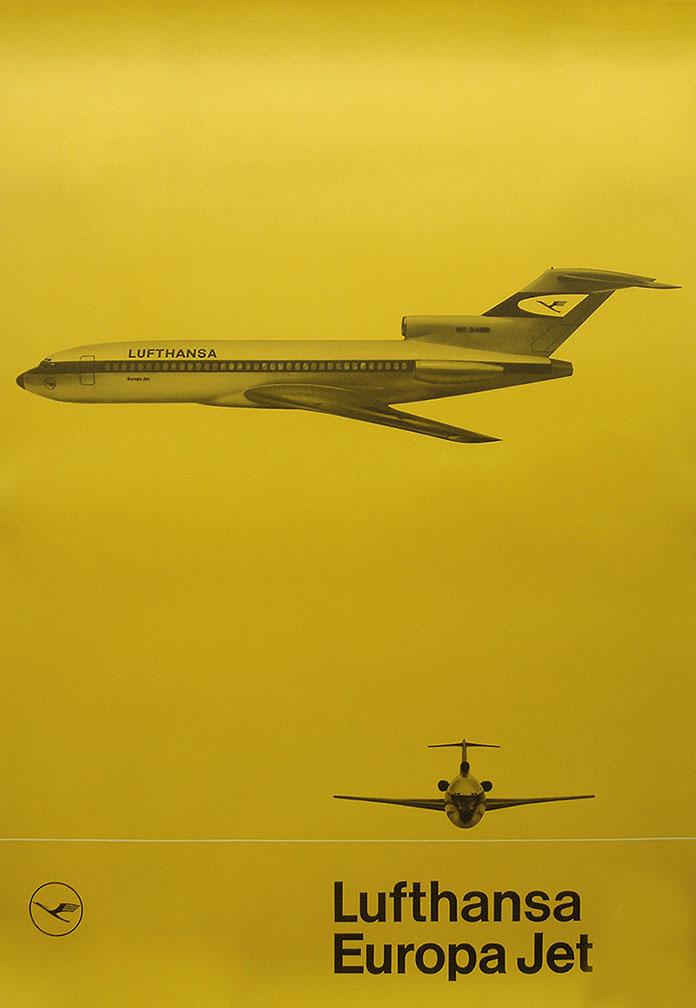 otl-aicher-affiche-Lufthansa