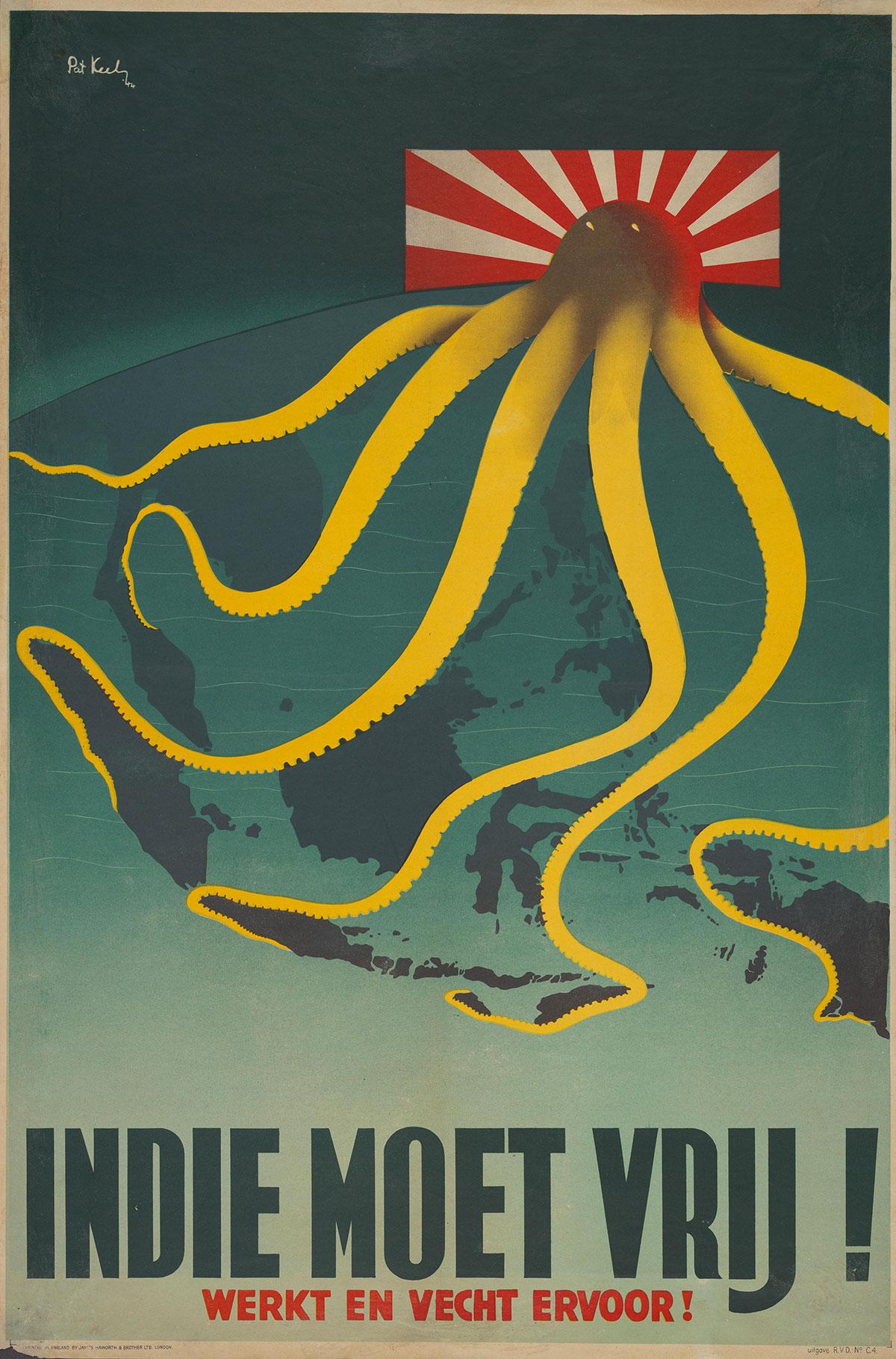 persuasive-map-octopus-india