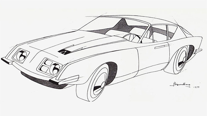 raymond-loewy-croquis-voiture