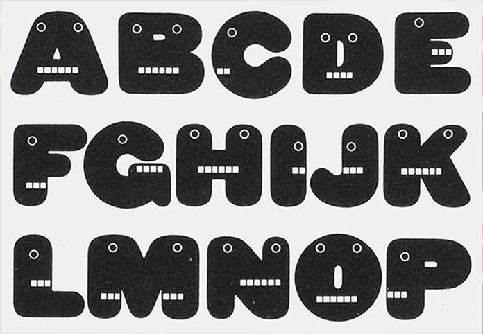 seymour-chwast-typographie