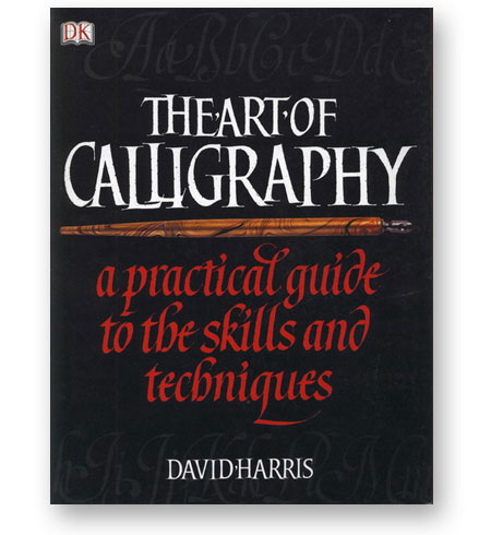 the-art-of-calligraphy-david-harris-bibliotheque-index-grafik