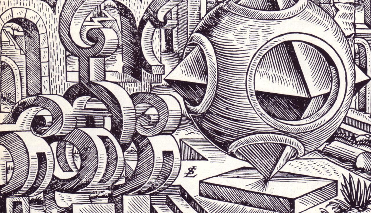 Geometria et perspectiva – 1567