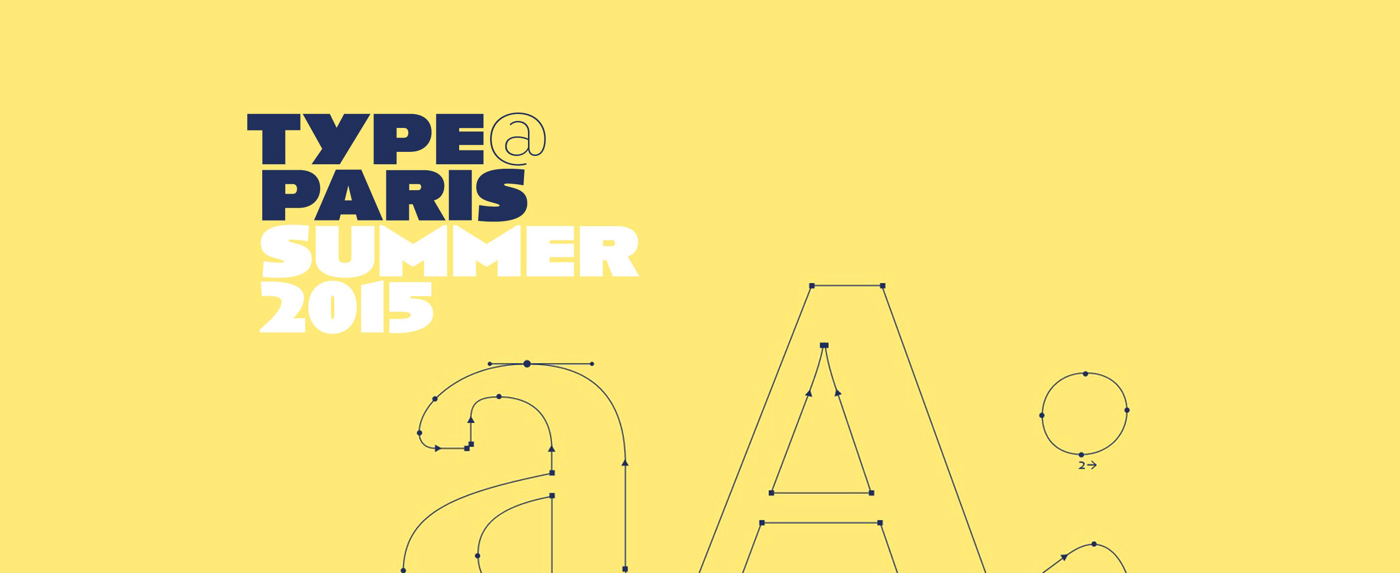 Type@Paris 2015