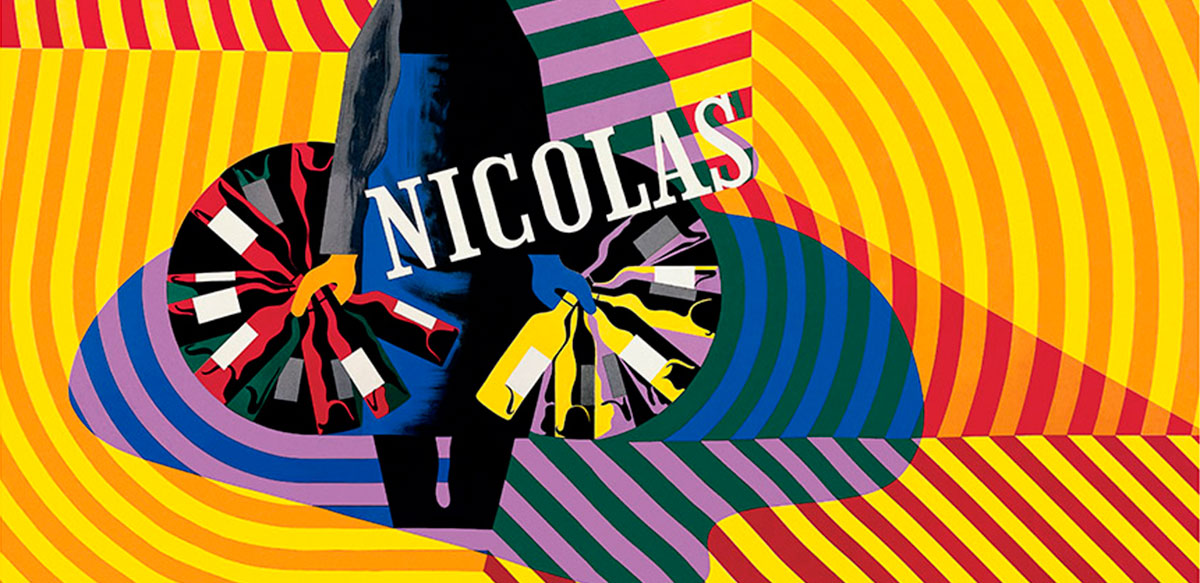 Nicolas & le livreur Nectar